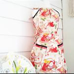 Pillowcase Dress Summer Dress Retro Dress Apron Style Dress